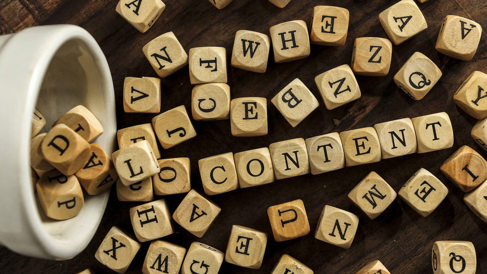 consejos contenido web