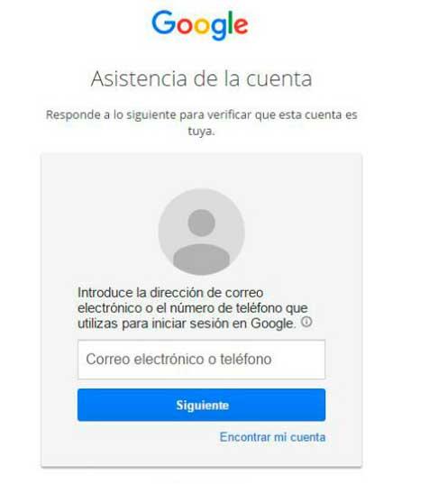 recuperar-cuenta-gmail-telefono
