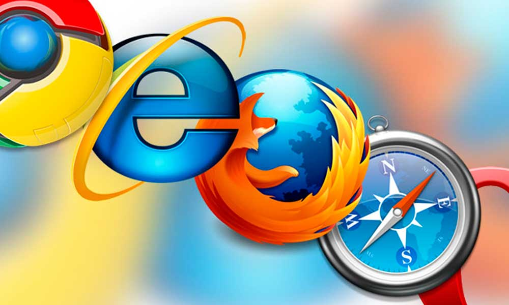 ¿Cuáles son los navegadores de Internet más utilizados?