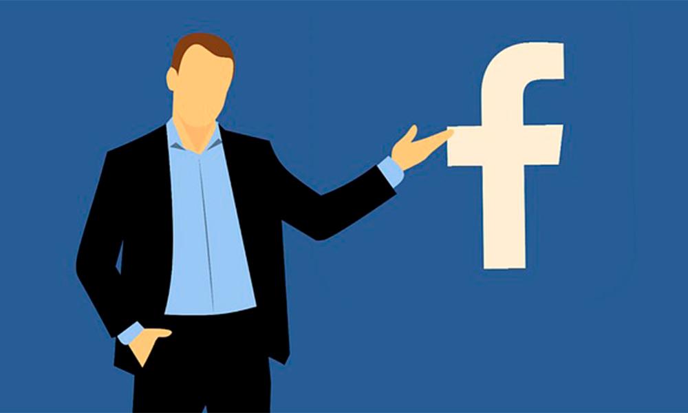 Administrador página Facebook