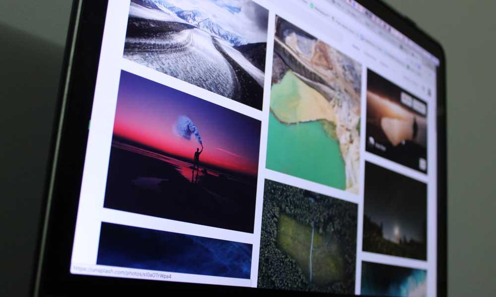 Cómo reducir el tamaño de una foto online sin perder calidad