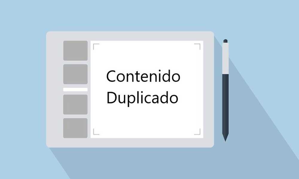 Consecuencias del contenido duplicado en SEO