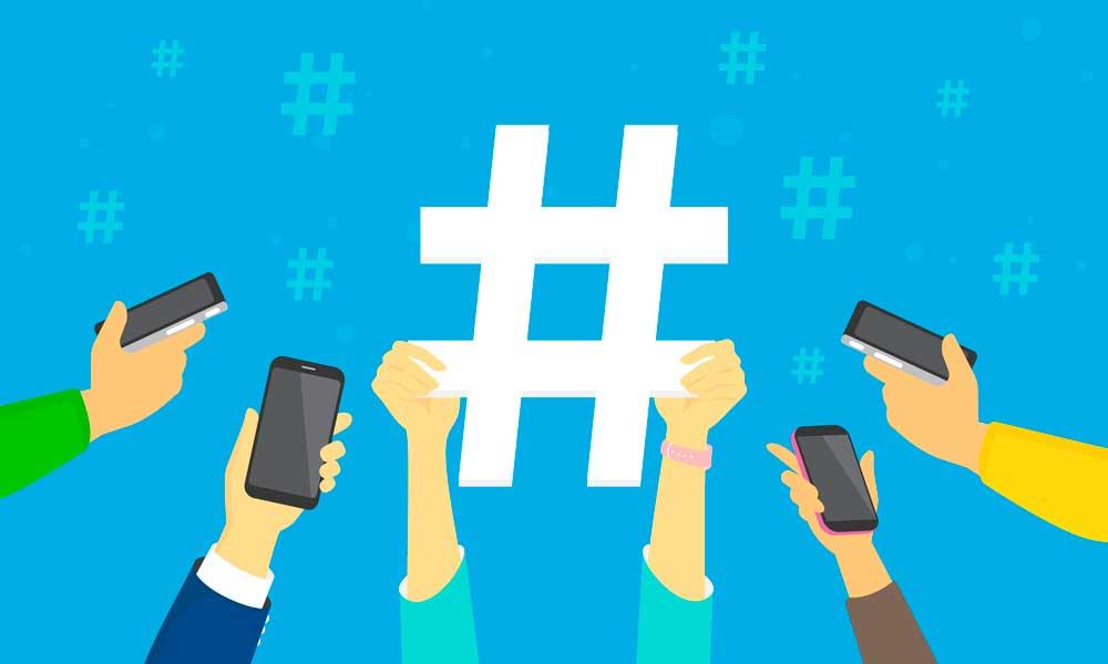 ¿Qué es hashtag?