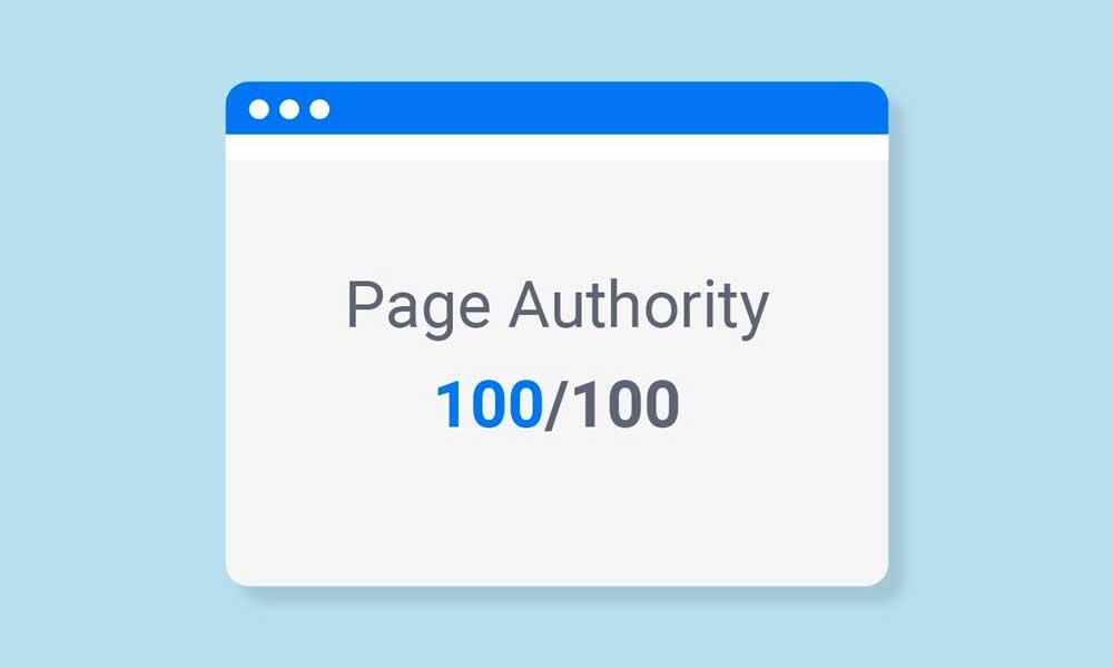 Cómo aumentar Page Authority