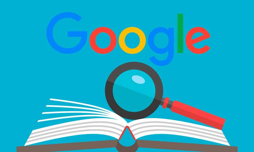 Diccionario de Google