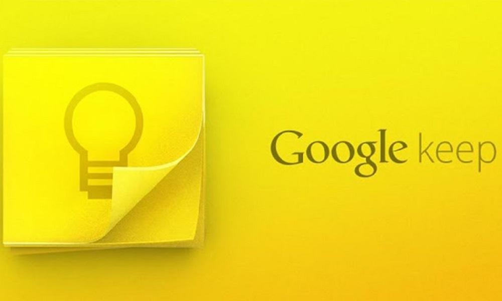 ¿Qué es Google Keep?