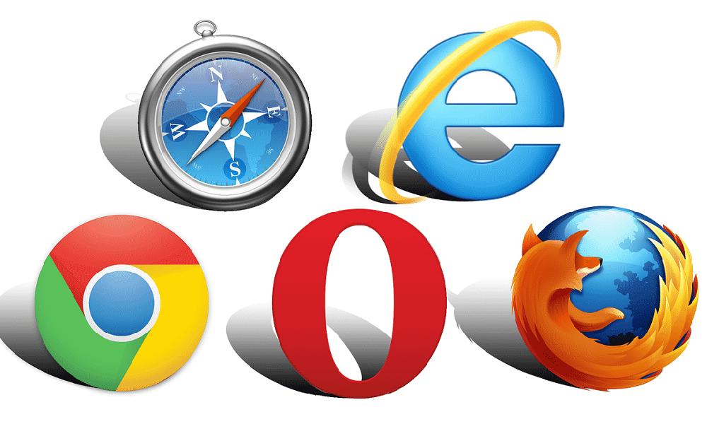Actualizar navegador